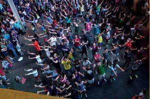 Catania: L'Accademia di Belle Arti al fianco dei migranti e degli emarginati con un Flash Mob