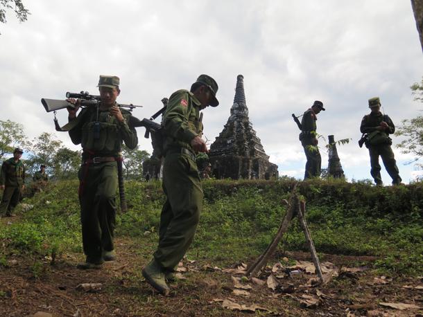 Birmania-Myanmar: Esercito chiede a Partito del Progresso Stato Shan/Esercito Stato Shan-Nord (SSPP/