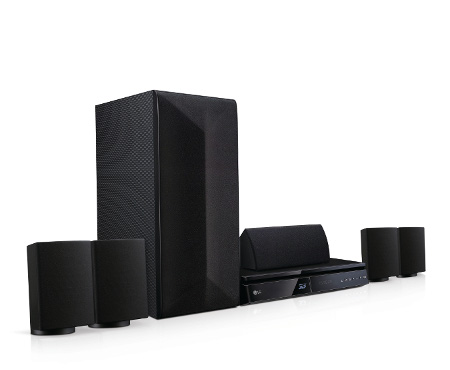 Home theatre e dolby surround 5.1 per il gaming
