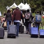 Centinaia di migranti haitiani cercano rifugio in Canada