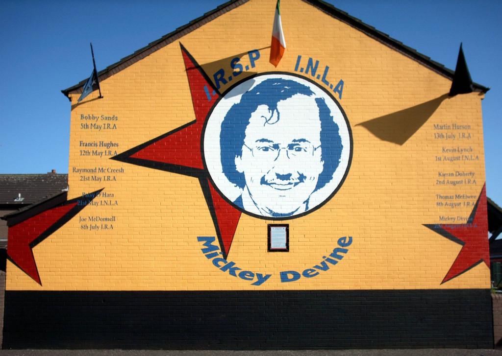 20 agosto 1981: Muore l'indipendentista irlandese Mickey Devine