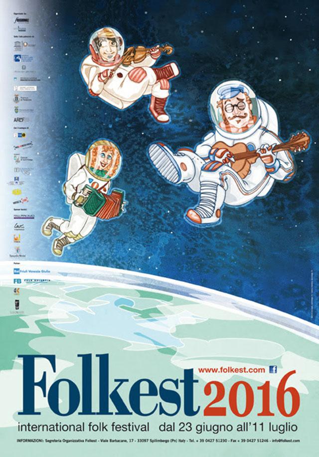 FOLKEST 2016: presenta la 38esima edizione