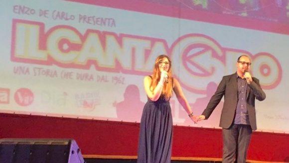 Il tifo di Errante per Igor e Luana, finalisti Cantagiro