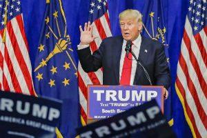 Salvatore Martinez interviene al 65° National Prayer Breakfast con Donald Trump