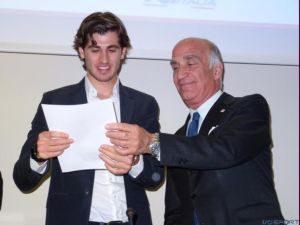 Premiazione dei Campioni Italiani di Automobilismo