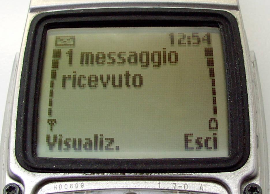 3 dicembre 1992: Viene inviato il primo SMS della storia