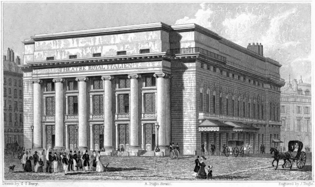 30 luglio 1824: Rossini nominato direttore musicale del Théâtre Italien di Parigi