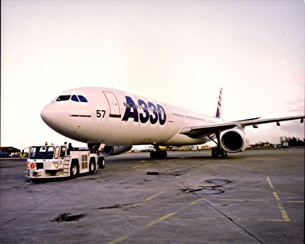 30 giugno 1994: Precipita durante un collaudo un Airbus A330