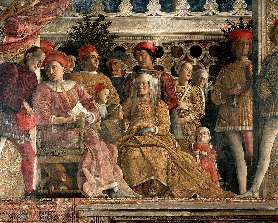 16 agosto 1328: I Gonzaga prendono il potere a Mantova