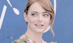 Emma Stone sbarca a Venezia73. Ecco cos'ha detto su Ryan Gosling [FOTO]