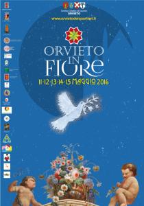 """""""Orvieto in Fiore 2016″, eventi fioriti per tutti i gusti"""