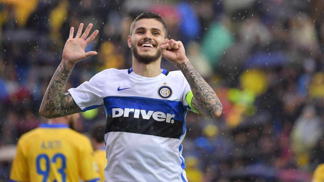 Frosinone al palo, Inter spietata: Icardi match winner