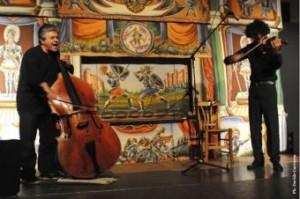 """Palermo: Il """"Contrabbasso parlante"""" di Lelio Giannetto al festival di Curva Minore"""