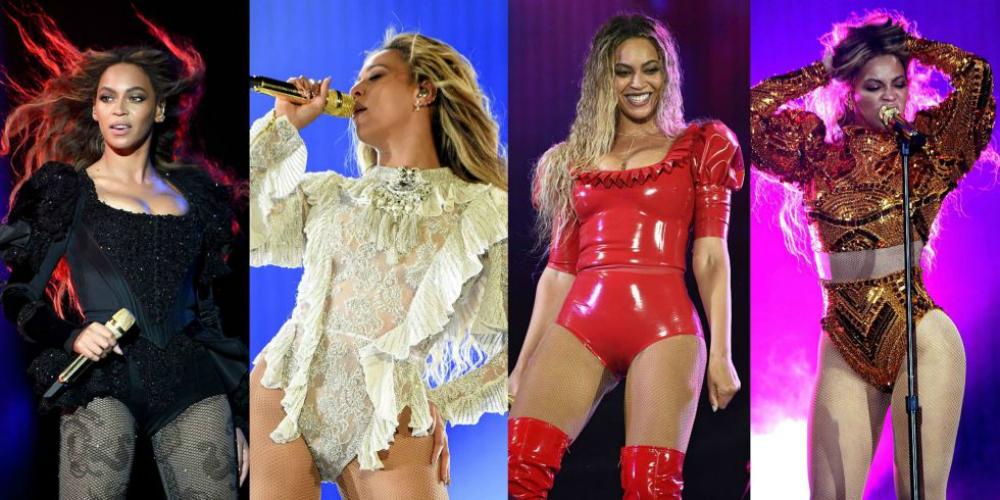 La meglio vestita della settimana: Beyoncé