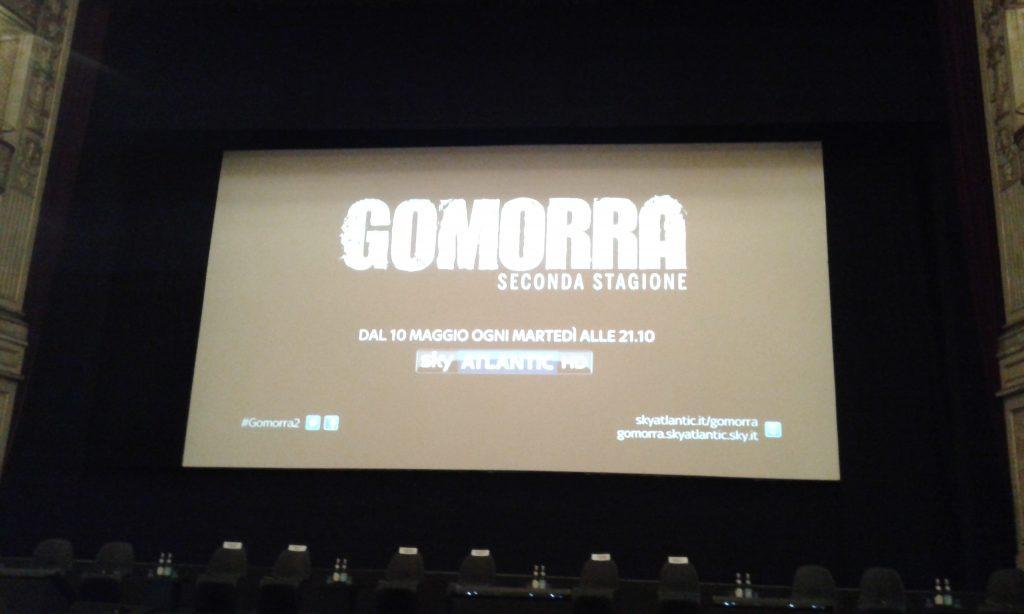 Gomorra La Serie stagione 2: tutte le info dalla conferenza stampa
