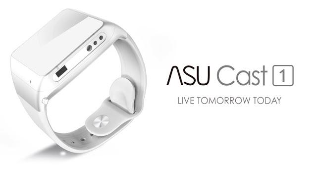 Asu Cast 1 , il primo smartwatch con video-proiettore