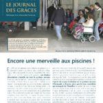Lourdes, le Journal des Grâces n°11