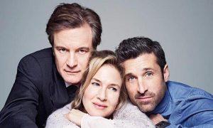 Bridget Jones's Baby, chi sceglierà Bridget tra Colin Firth e Patrick Dempsey? [VIDEO]