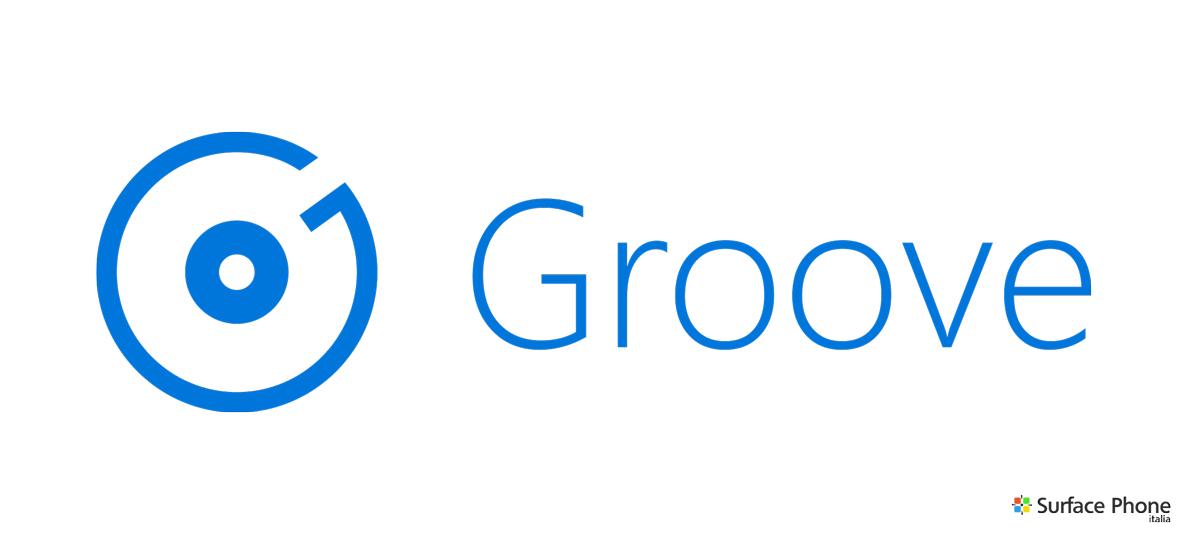 Groove Musica rilascia un interessante aggiornamento per Windows 10 | Surface Phone Italia