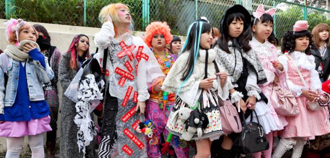 Harajuku Girls: lo style crossing che fa tendenza
