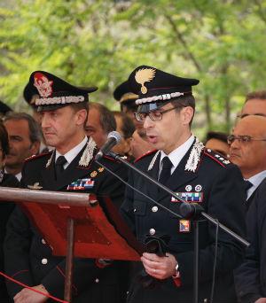 """Troina. Nuova Caserma dei Carabinieri: """"un evento commovente, quello che si è tenuto in Via Piave 4"""""""