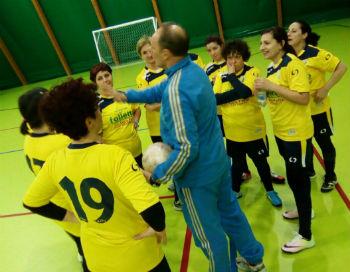 Calascibetta. Il calcio visto con gli occhi delle donne: divertimento puro e amicizia