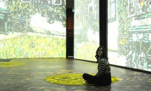 """Klimt Experience"", successo a Firenze per la mostra multimediale"