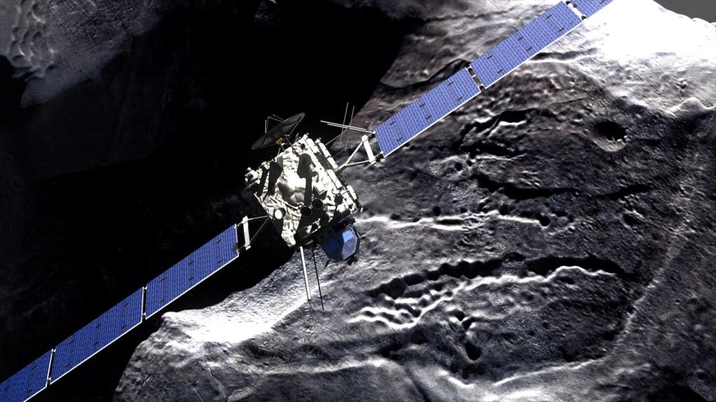 2 marzo 2004: L'ESA effettua il lancio di Rosetta