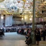 Foto messa apertura a Santa Bernadette