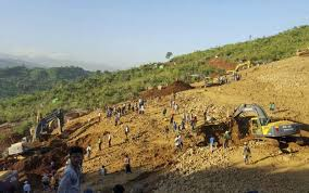 Earthquake hits Myanmar, no immediate reports of damage