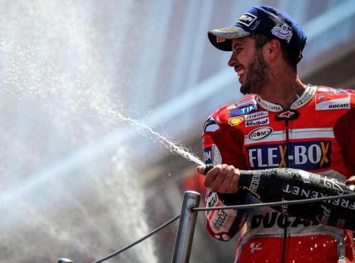 MotoGP. Nel Gran Premio di Catalogna 2017 Dovizioso bissa il successo del Mugello