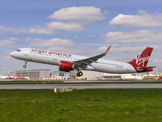 Airbus delivers A321neo to Virgin America | Aviation