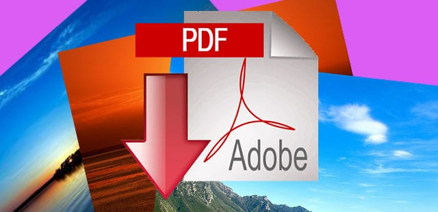 La guida per creare gratis un PDF da più immagini