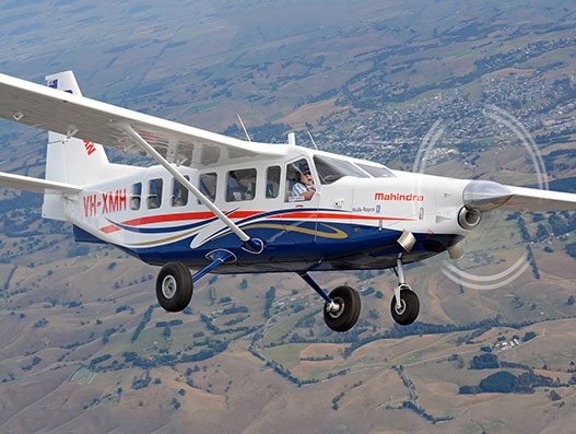 Mahindra Aerospace's Airvan 10 achieves type certificate   Aviation