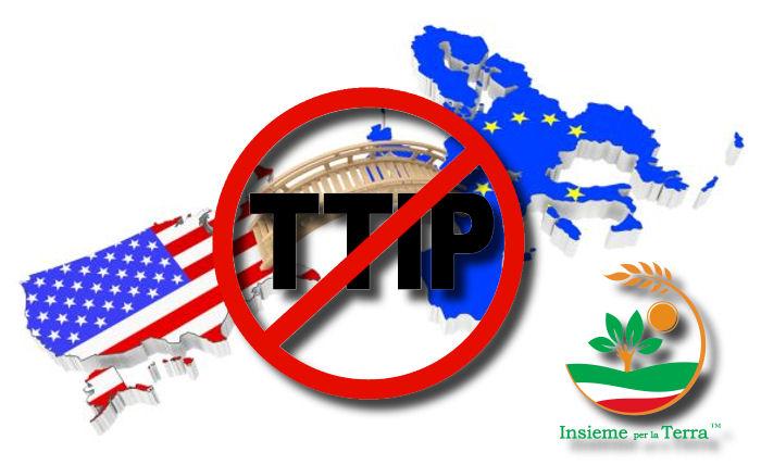 TTIP – Lo spettro dell'infamia sulla decisione dell'EU contro la raccolta #firme #StopTTIP