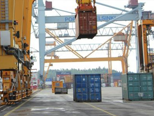 Port of Helsinki sees 12 percent increase in cargo traffic in H1 2017 | Shipping
