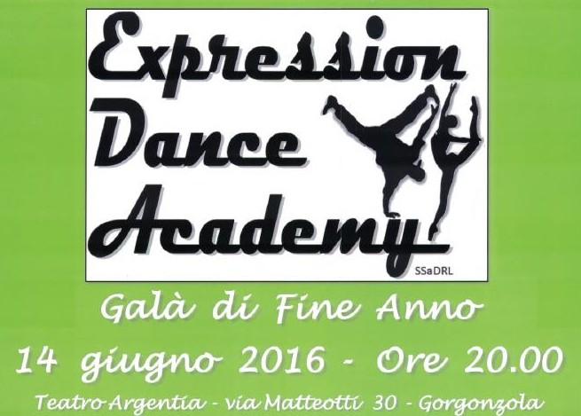 Expression dance academy: galà di fine anno il 14 giugno a Gorgonzola Eventi a Milano