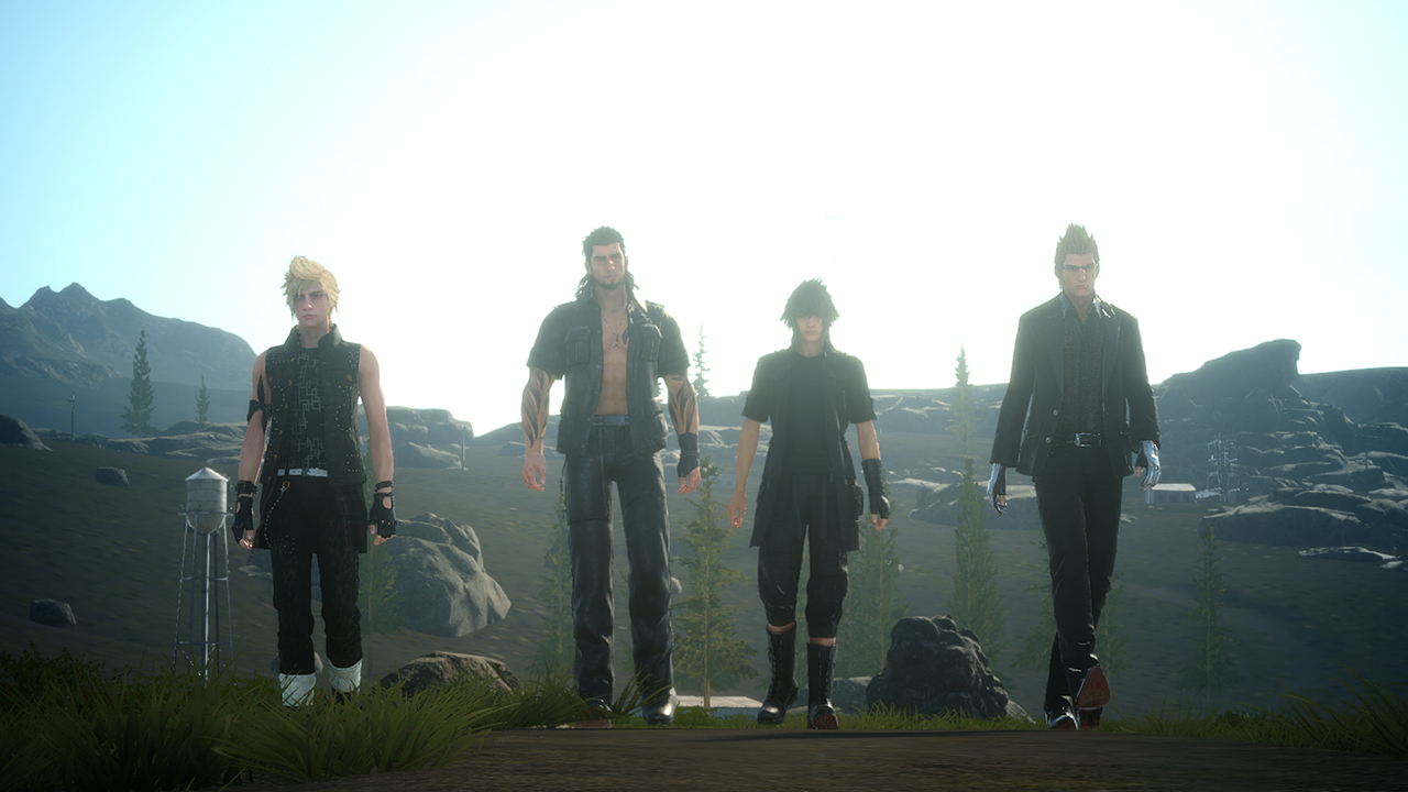 Final Fantasy XV - come non invecchiare bene