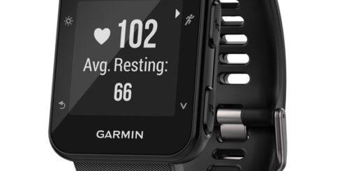 Garmin Forerunner 35 smartwatch con monitor della frequenza cardiaca e GPS