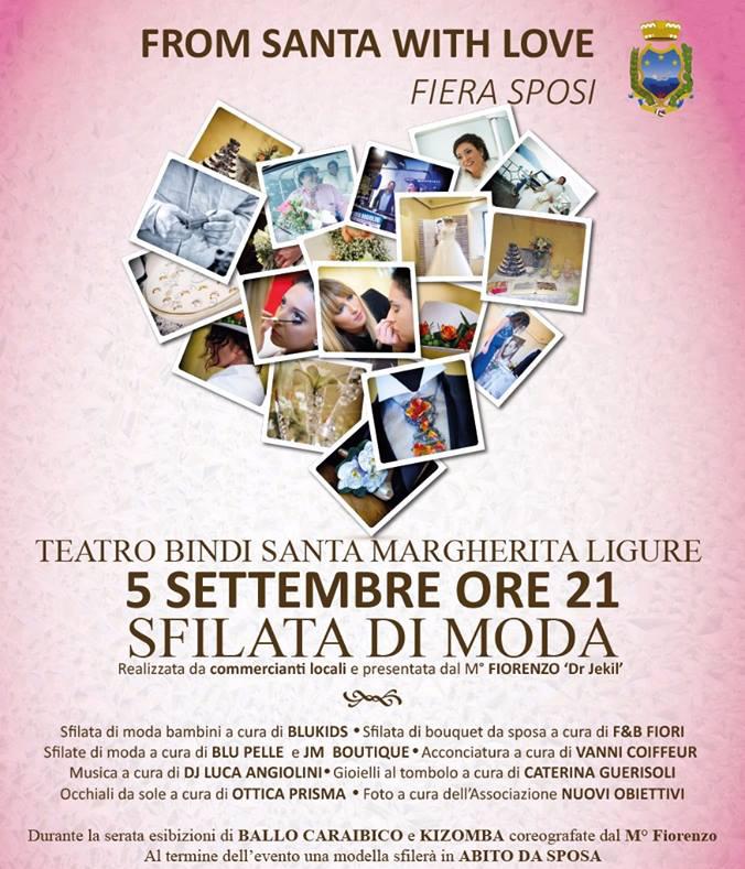 Se il commercio locale sfila in passerella. A Santa Margherita ritorna From Santa With Love
