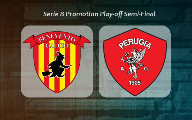 Serie B, Play-Off Benevento-Perugia: Ultime news e formazioni