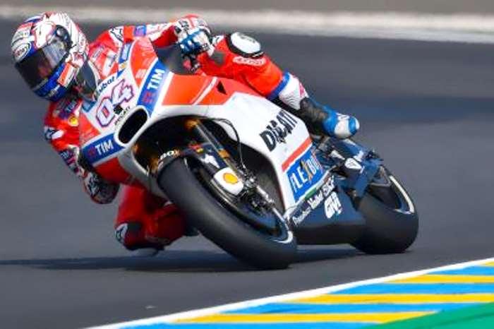 Una prima fila tutta Yamaha al Gran Premio di Francia 2017 di MotoGP