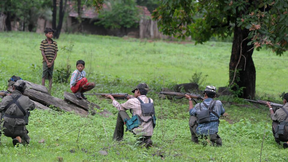 India: 8 maoisti e 2 poliziotti uccisi in uno scontro armato a Dantewada » Guerre nel Mondo