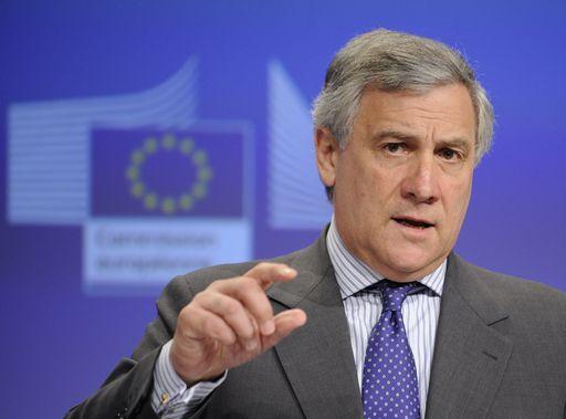 Vediamo chi è Antonio Tajani, nuovo Presidente del Parlamento europeo