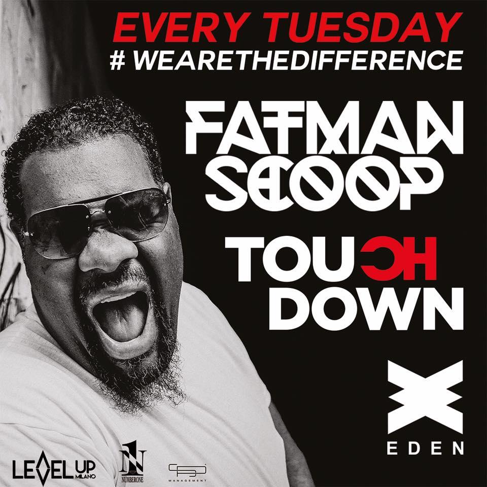 Touch Down all'Eden Ibiza, ogni martedì il successo continua