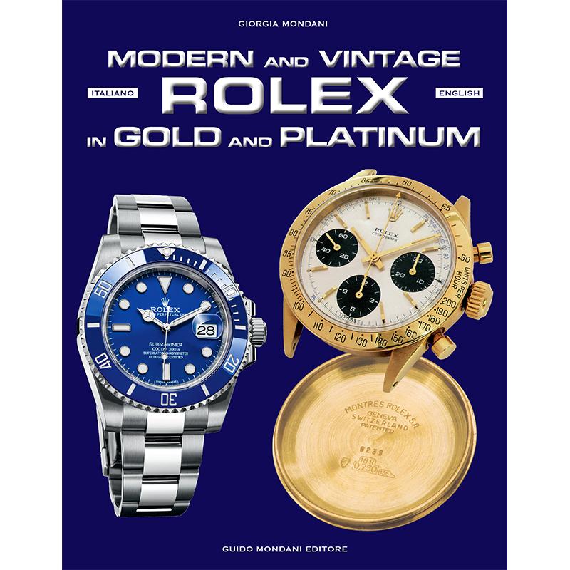 Il nuovo libro con tutti i modelli moderni e vintage in oro e platino