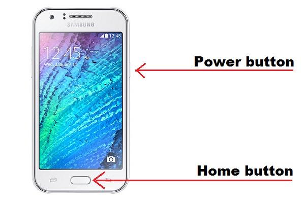 Come fare Screenshot sul Samsung Galaxy J7