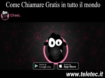 App iPhone e Android per Telefonare Gratis Ovunque