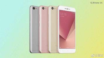 Xiaomi Redmi 5a, nuovo smartphone Android in arrivo