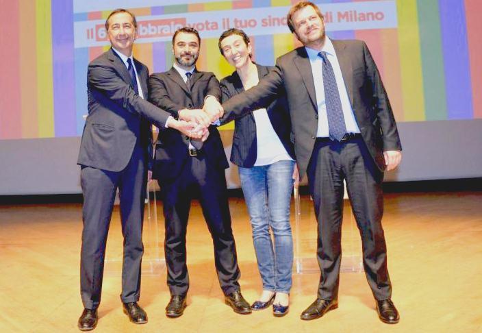 A Milano le primarie del centrosinistra per decidere il candidato Sindaco